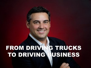From Driving Trucks To Driving Business