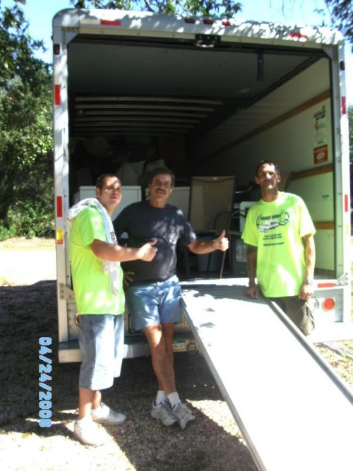 Loading Help | Mandeville LA