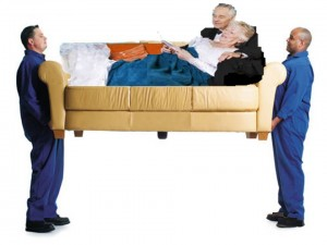 PRN MOVING SERVICES -Senior Citizens On Couch Final