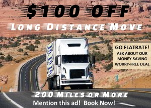 HD ROTATING WEBSITE AD - Long Distance Special
