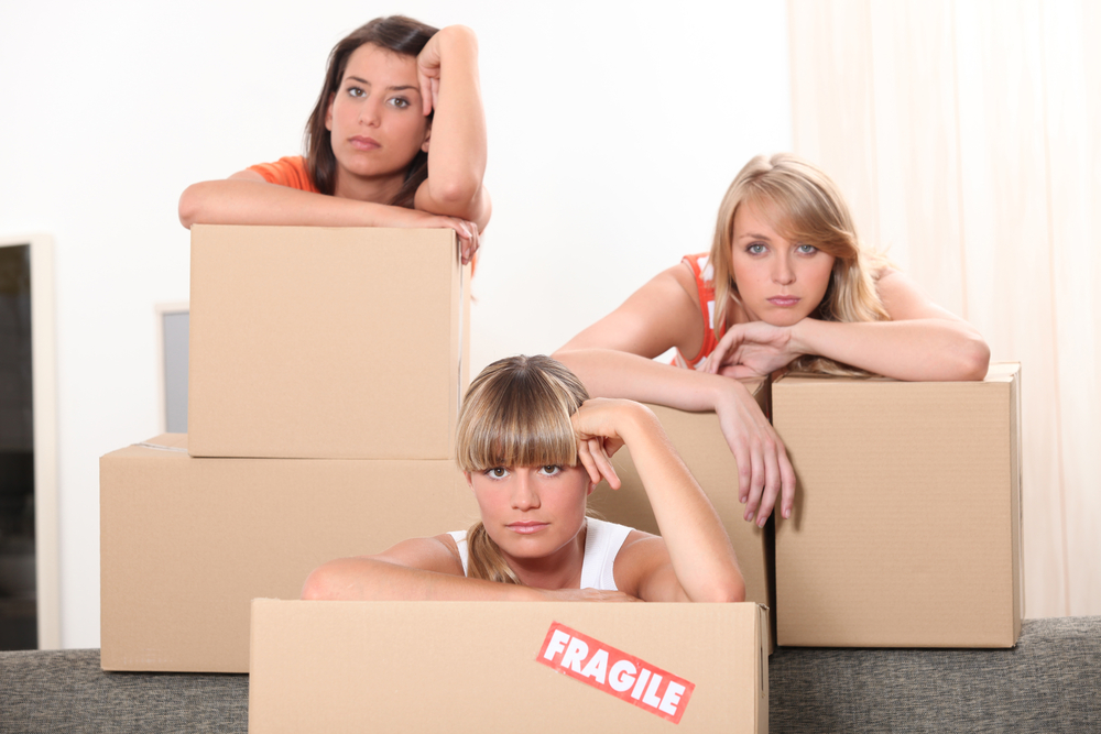 Packing for your domestic move 1